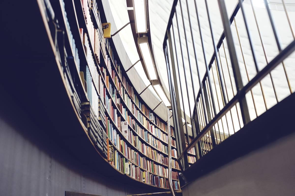Library - Education WordPress Theme